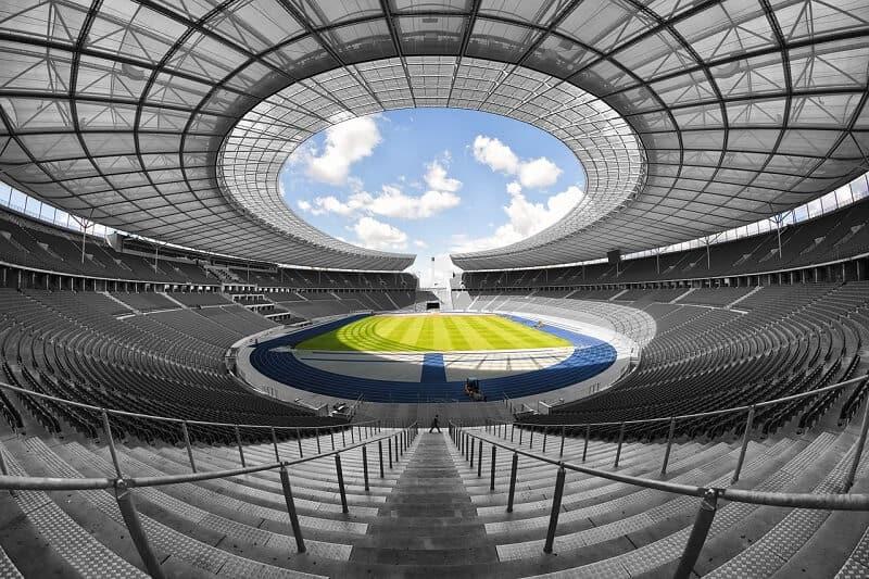 האצטדיון האולימפי של ברלין