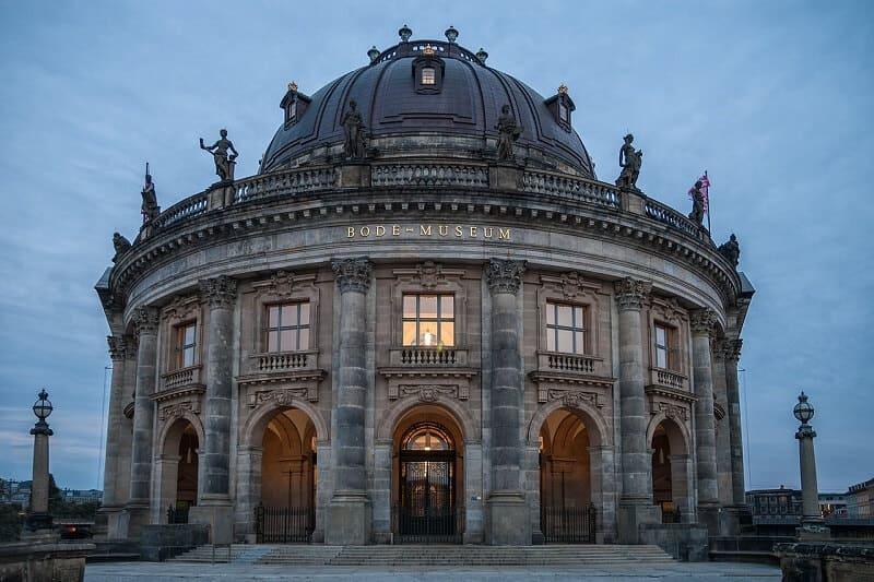 מוזיאונים בברלין- מוזיאון בודה