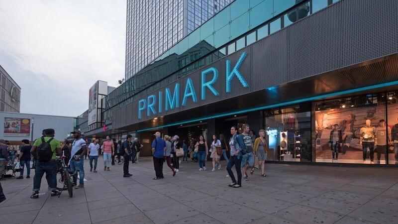קניות בברלין - פריימרק (PRIMARK)