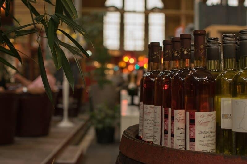 שווקים בברלין - שוק יין בברלין