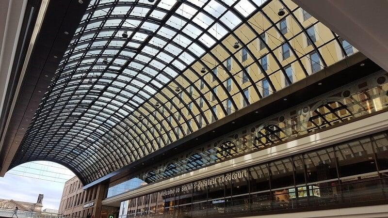 שופינג בברלין - מרכז קניות בברלין