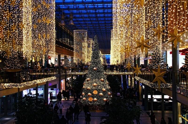 שופינג בברלין - שופינג בחג מולד בברלין