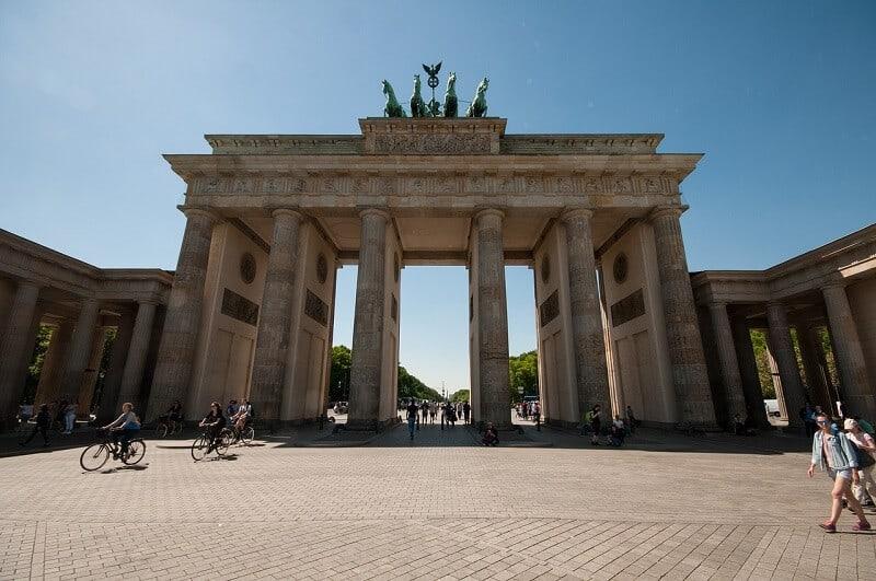 אטרקציה מבוקשת - שער ברנדנבורג